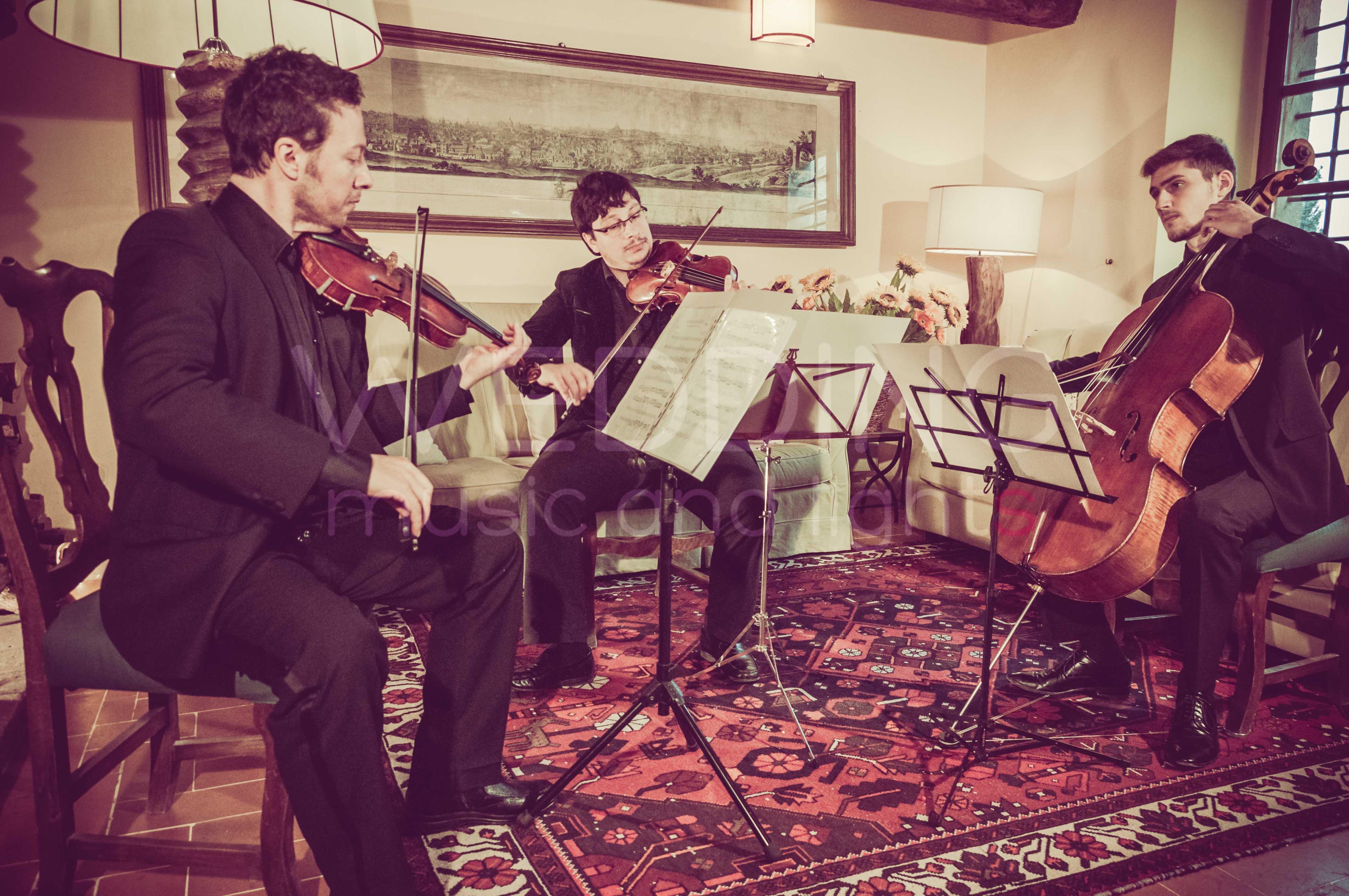 Trio Darchi Musica Da Cerimonia